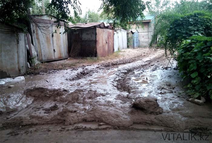 Сель в Алматы 23 июля, последствия