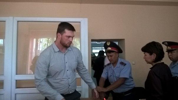 Александр Кузнецов - драка около Чукотки