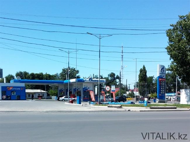 Цены на бензин - Бишкек глазами алматинца - Виталий Салахмир