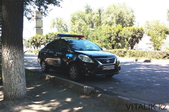Полиция в Бишкеке - Бишкек глазами алматинца - Виталий Салахмир