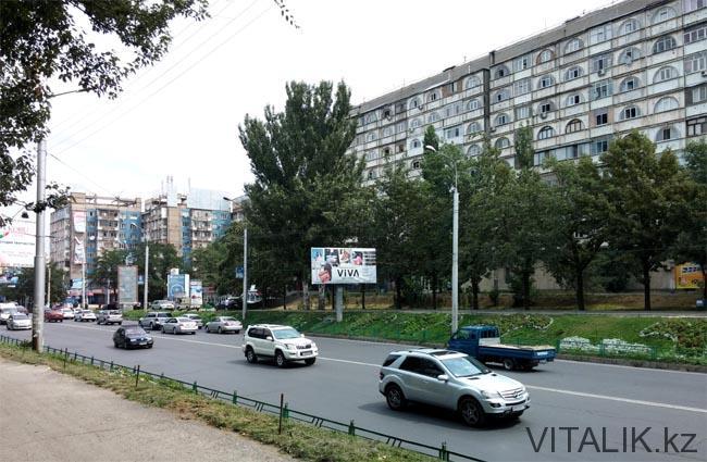 Бишкек глазами алматинца - Виталий Салахмир