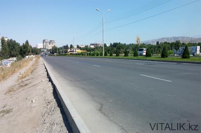 Масалиева - Бишкек глазами алматинца - Виталий Салахмир