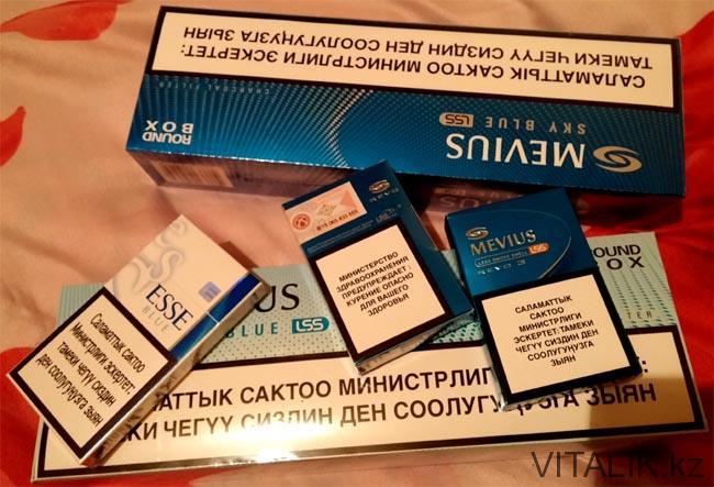 Сигареты - Бишкек глазами алматинца - Виталий Салахмир