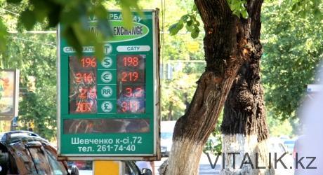 Курс доллара к тенге, 19 августа 2015, Виталий Салахмир