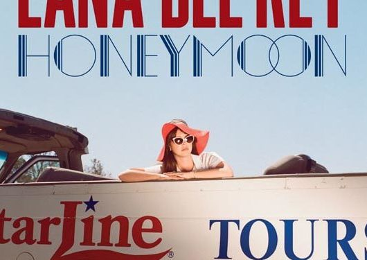 Lana Del Rey Honeymoon 2015