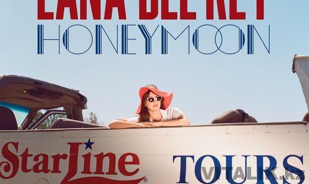 Lana Del Rey Honeymoon 2015