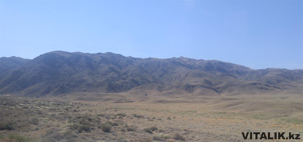 горы кульджинка