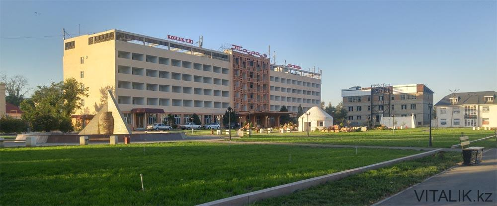 гостиница тараз