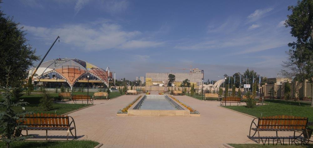 древний тараз парк