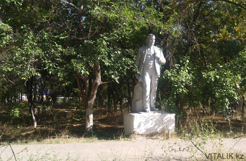 ленин памятник тараз