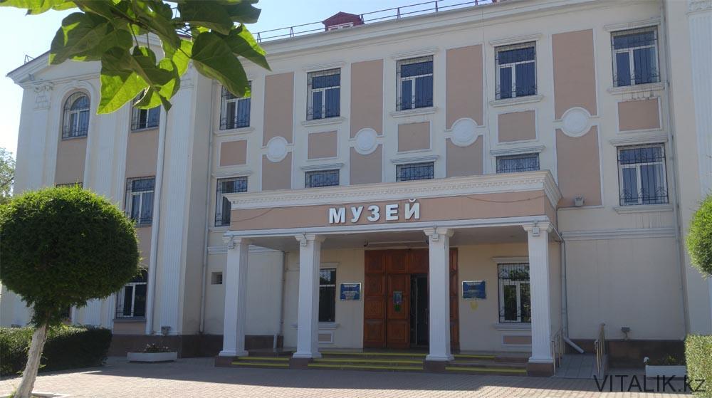 музей тараз