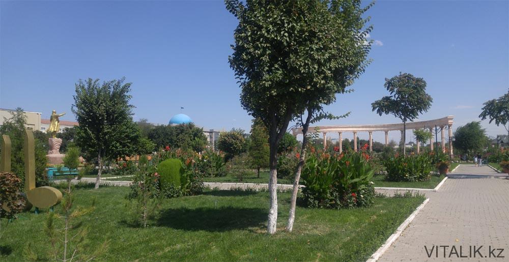 парк жеке сарайы шымкент