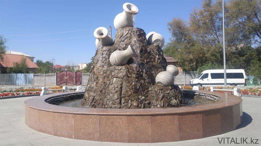 парк мавзолей карахана