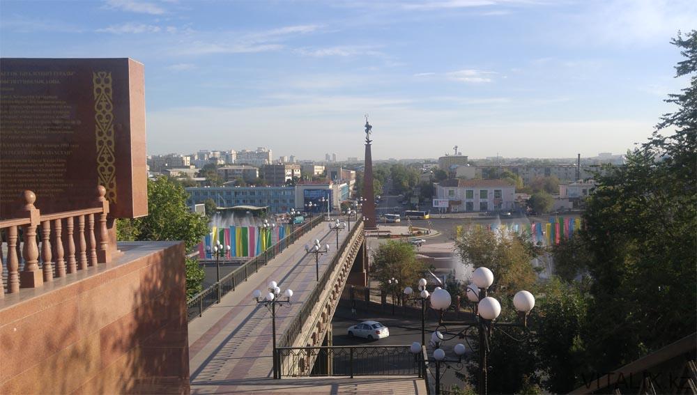 площадь Ордабасы