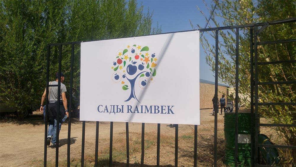 сады раимбек