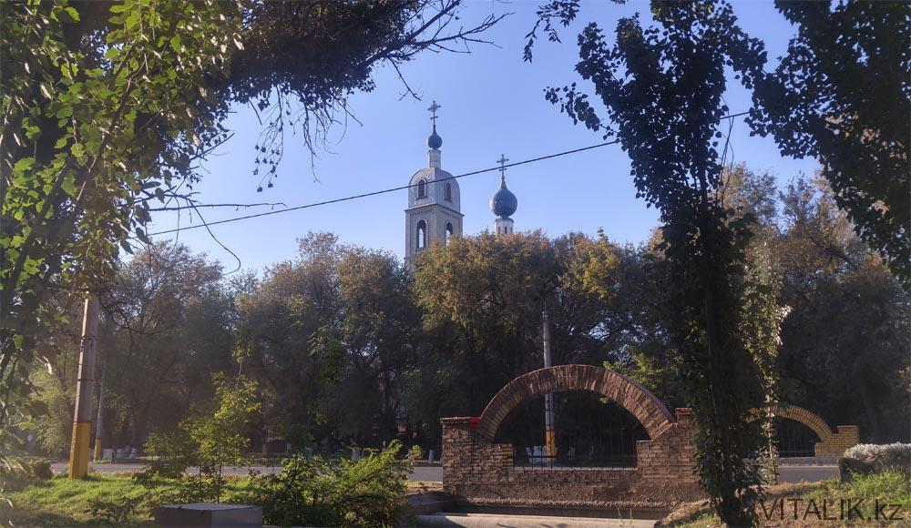 успенский собор тараз