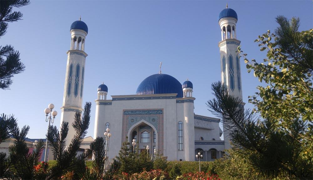 центральная мечеть тараз