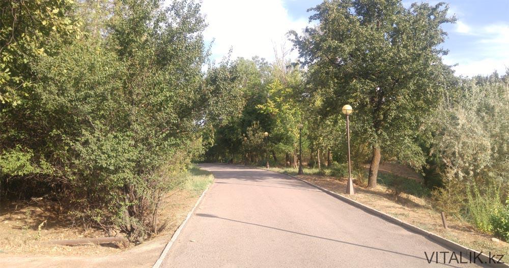шымкент парк