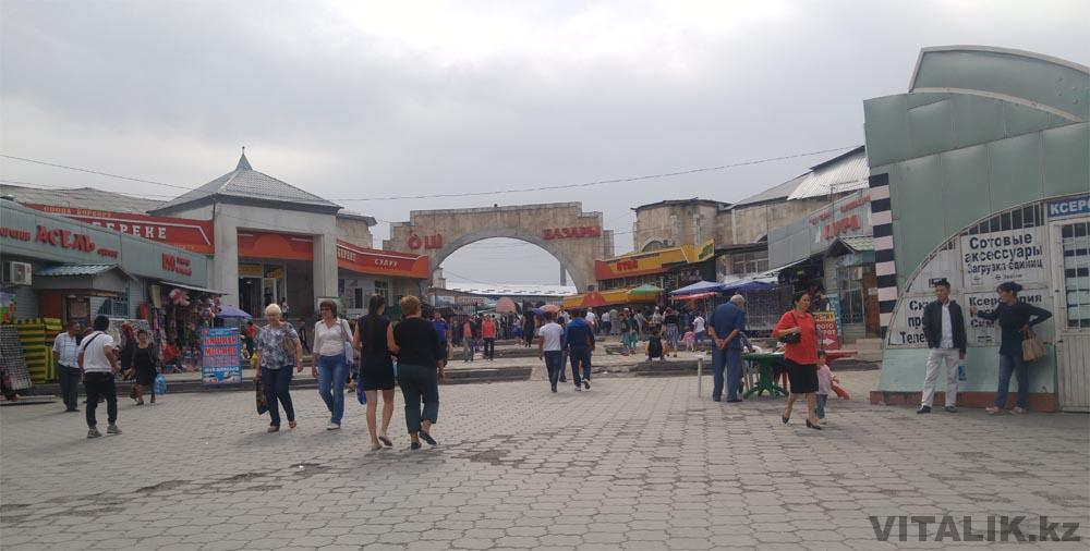 ошский рынок бишкек