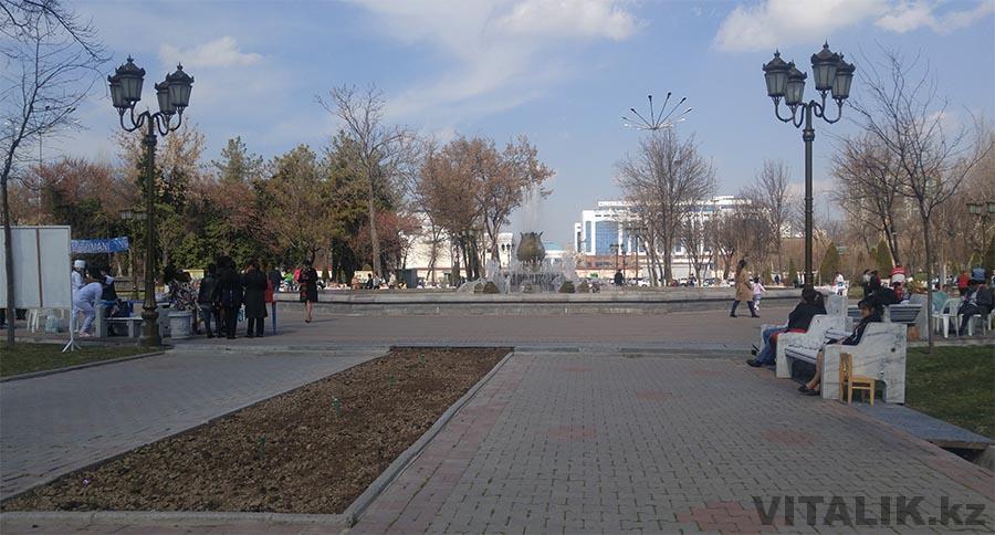 Арбат в Ташкенте