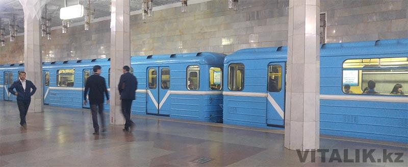Вагоны метро Ташкент Узбекистан