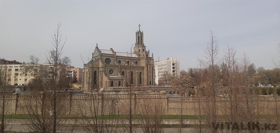 Костел Ташкент