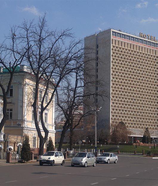 Маршрут Ташкент-Душанбе на неделю