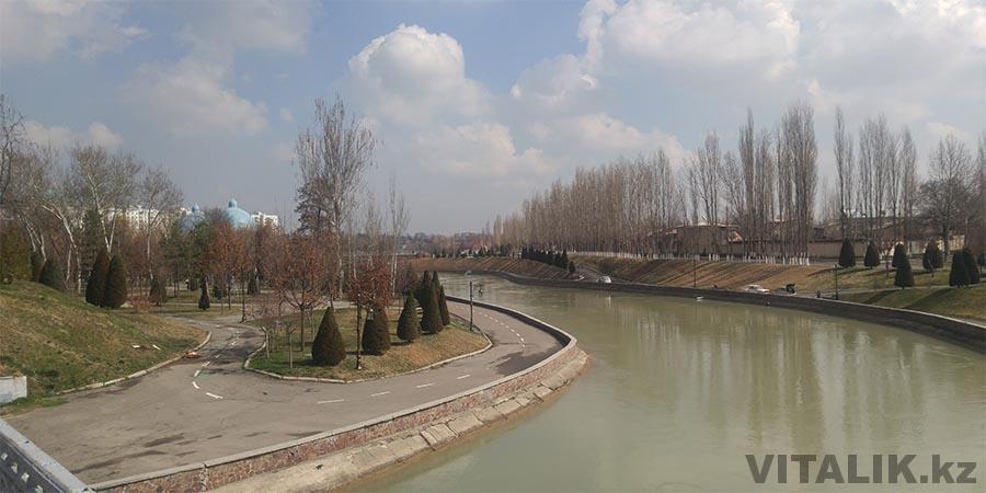 Мемориальный комплекс «Шахидлар хотираси» (Памяти жертв репрессий)