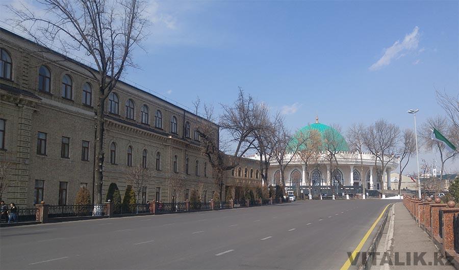 Музей Амира Тимура, Ташкент