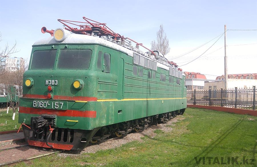 Музей железной дороги Ташкент