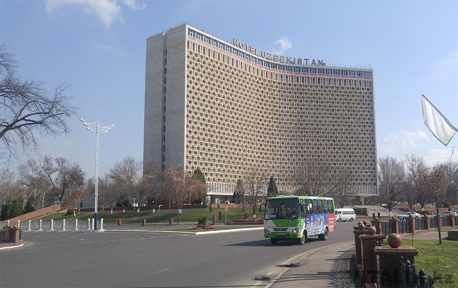 Отель Узбекистан Ташкент