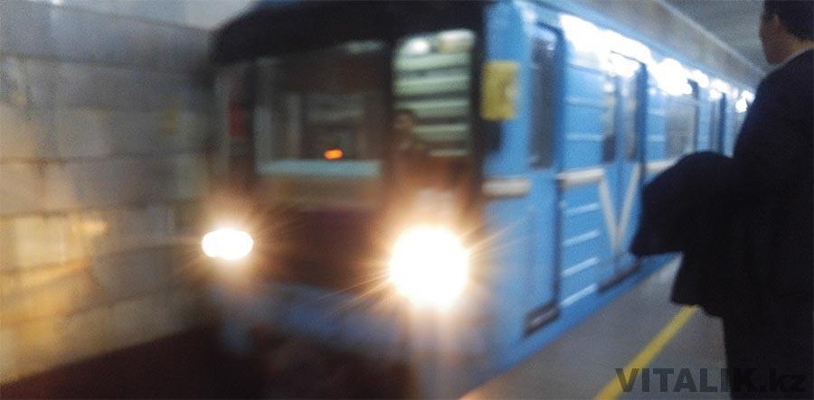 Поезд Метро Ташкент