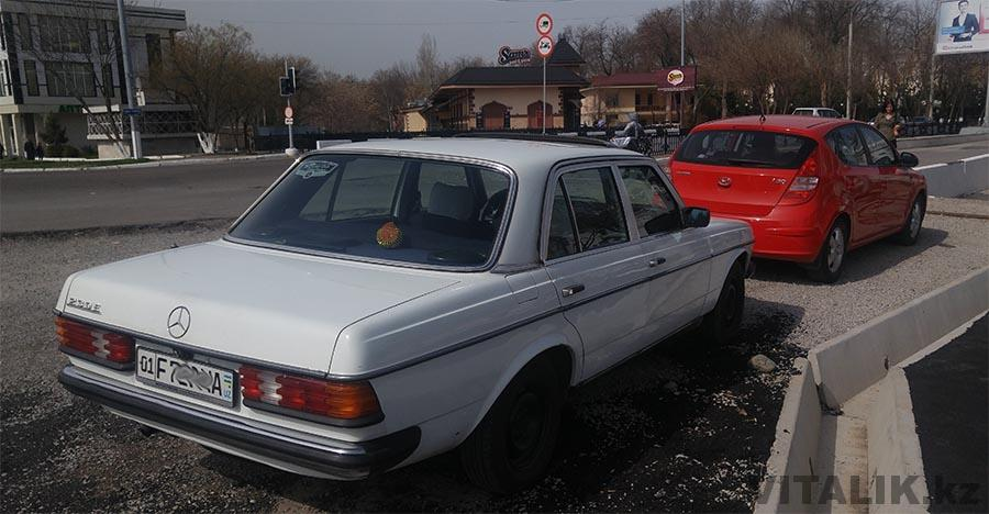 Раритетная машина Ташкент