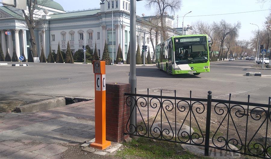 Система экстренной связи Ташкент