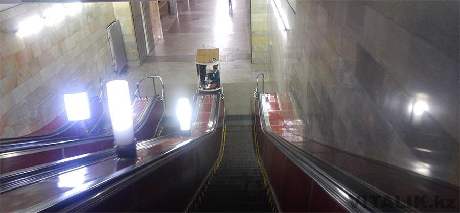 Эскалатор ташкентское метро
