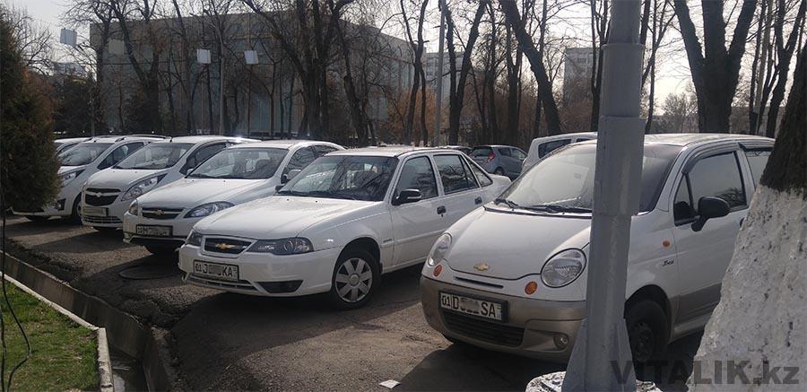 Chevrolet Nexia Matiz Узбекистан
