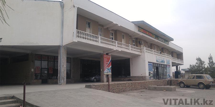 Автовокзал Худжанд верхний автобусы