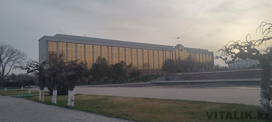 Административное здание Ташкент