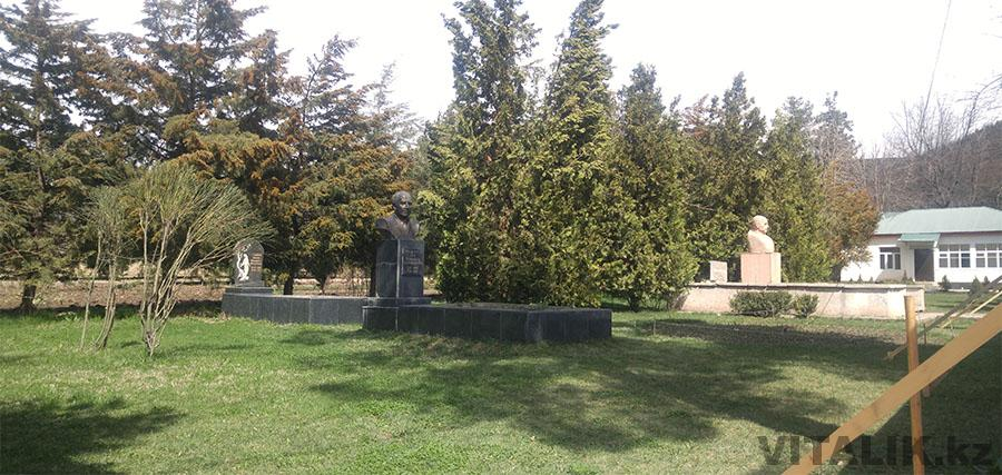 Айни парк Душанбе