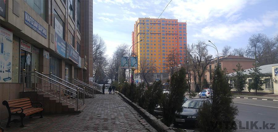 Градиентный дом Душанбе