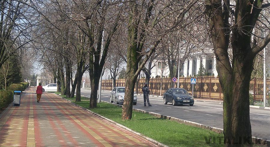 ДПС Таджикистан