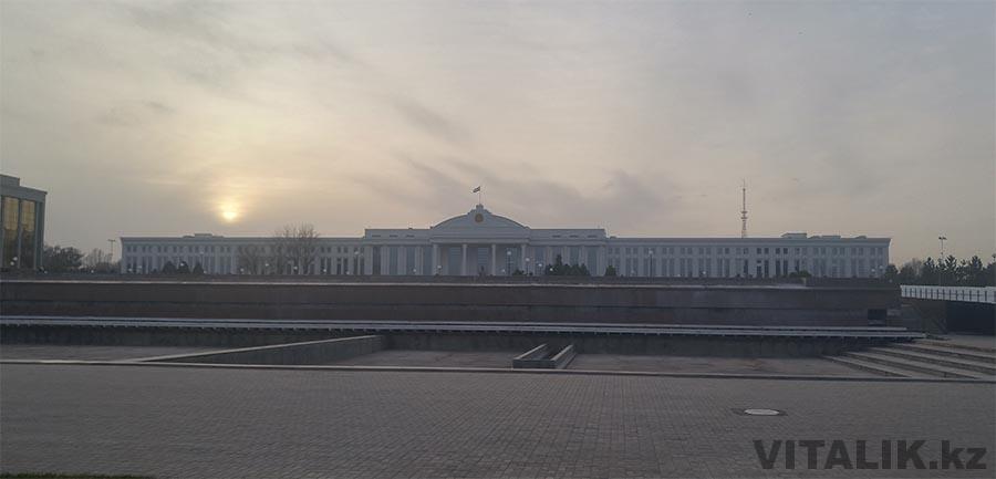 Дом правительства Узбекистана