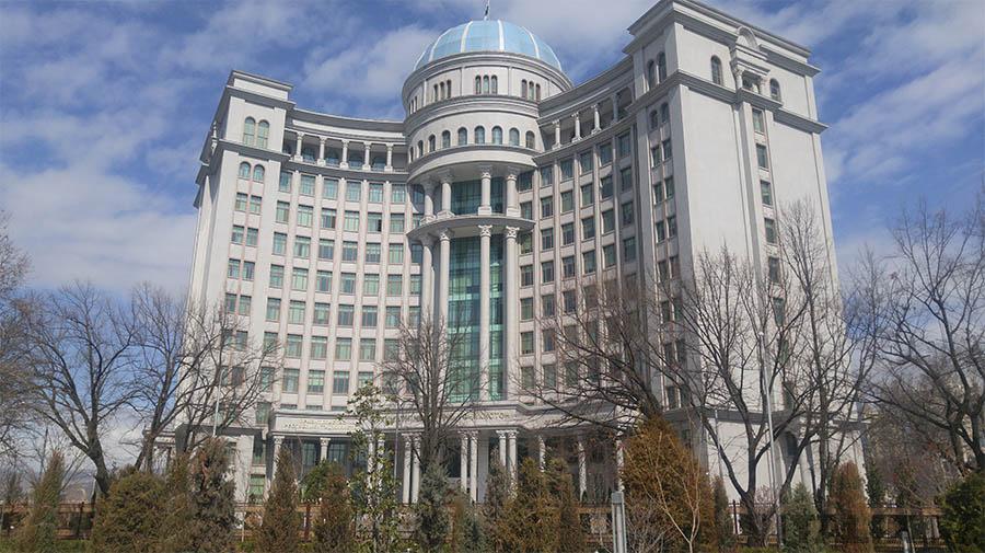 Душанбе Правительство Республики Таджикистан