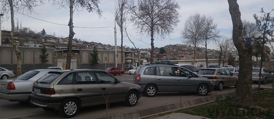 Кишлак Душанбе