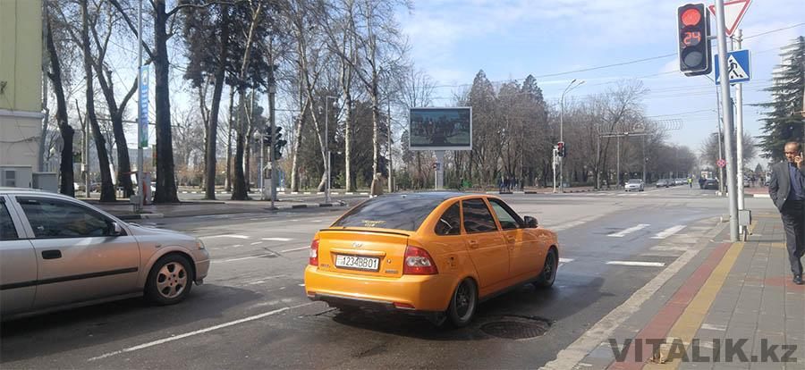Лада Приора Душанбе