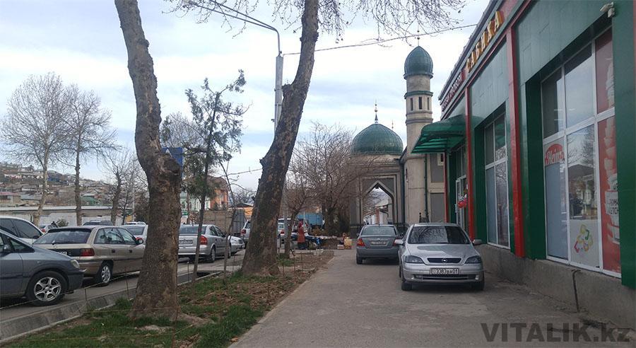 Мечеть Душанбе