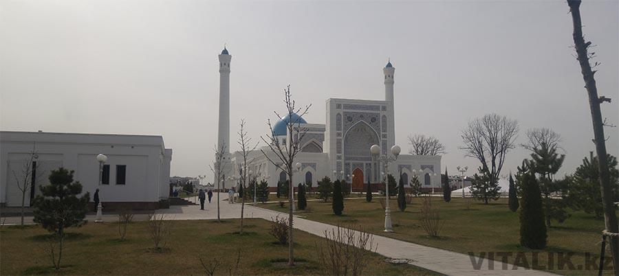 Мечеть Минор Ташкент Узбекистан