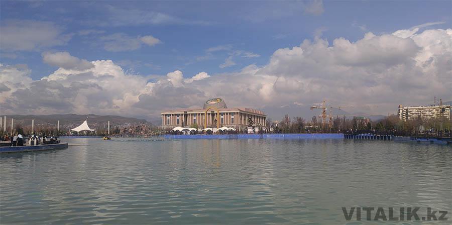 Национальный Музей Таджикистана Душанбе