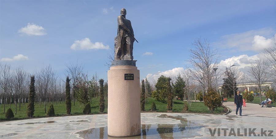 Памятник Восеъ