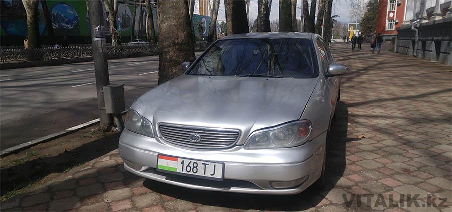 Правительственный номер Республики Таджикистан